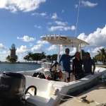 Boca Chita Key and our Divers
